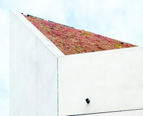 Blue roof solutions