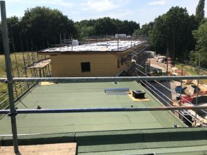 Passivhaus development in Colchester
